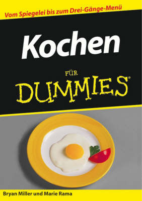 Kochen Fur Dummies by Alison Yates