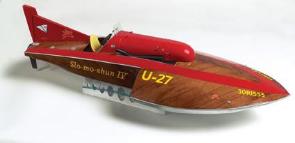 Billing Boats RC Slo-Mo-Shun IV 1/12 Model Kit | at Mighty Ape NZ