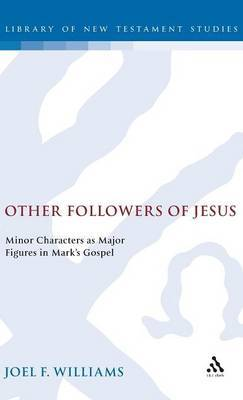 Other Followers of Jesus by Joel Williams