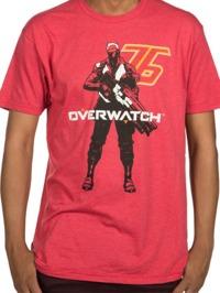 Overwatch Vigilante Tee (XX-Large)