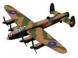Corgi: Showcase Avro Lancaster - Diecast Model