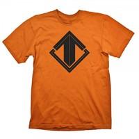 Escape Orange Gaming T-Shirt (Large)