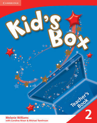 Kid's Box 2 Teacher's Book: Level 2 by Melanie Williams image