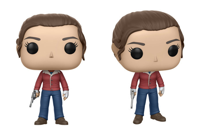 Stranger Things - Nancy with Gun Pop! Vinyl Figure image
