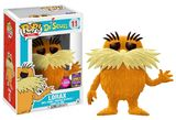 Dr Seuss - Lorax (Flocked) Pop! Vinyl Figure (LIMIT - ONE PER CUSTOMER)
