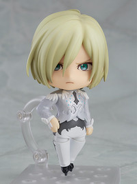 Yuri!!! On Ice: Nendoroid Yuri Plisetsky - Articulated Figure