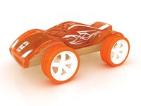 Hape Twin Turbo Bamboo Car