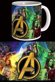 Avengers Infinity War: Mug War