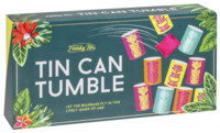 Freaky Tiki: Tin Can Tumble - Garden Game
