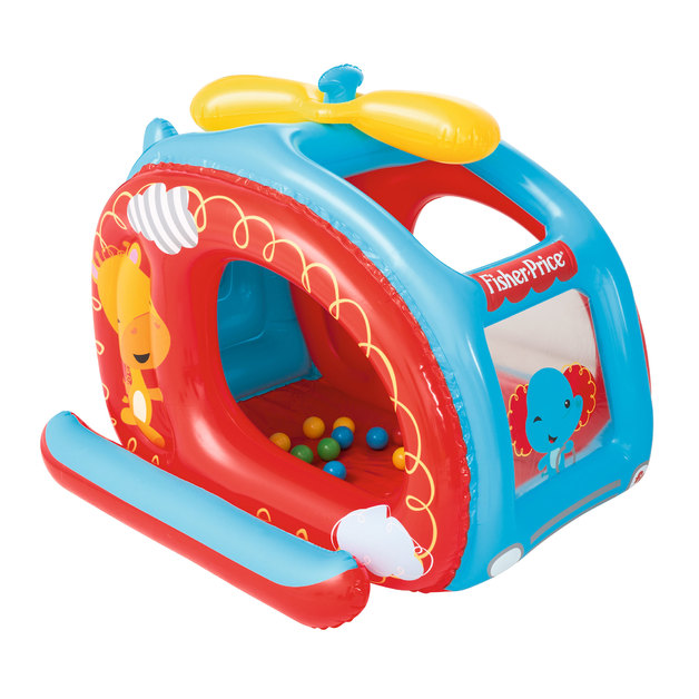 Bestway: Fisher-Price Helicopter Ball Pit