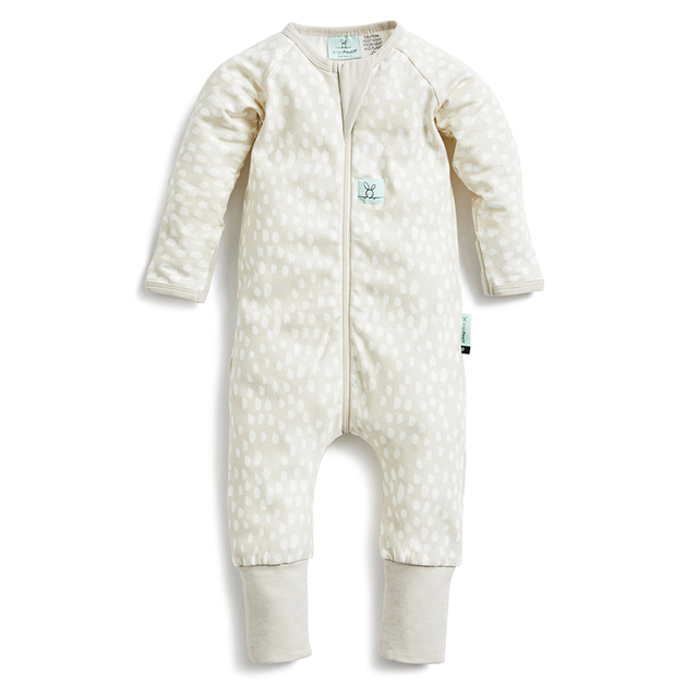 ErgoPouch: 0.2 TOG Long Sleeve Layers - Fawn/3-6 months