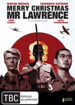 Merry Christmas Mr Lawrence on DVD