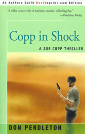 Copp in Shock by Don Pendleton image