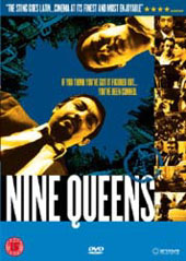 Nine Queens on DVD