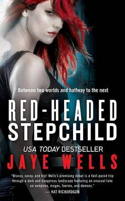 Red-Headed Stepchild by Jaye Wells image