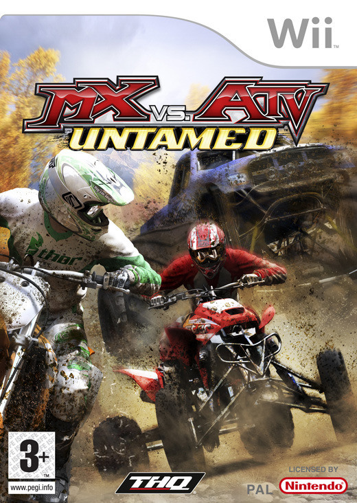 MX vs ATV Untamed for Nintendo Wii
