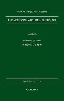 Americans with Disabilities Act by Margaret C Jasper