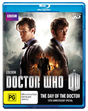 Doctor Who: The Day of the Doctor 3D (50th Anniversary Special) DVD