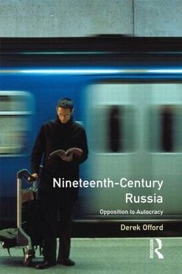 Nineteenth-Century Russia by Derek Offord image