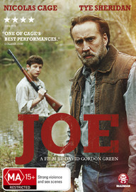 Joe on DVD