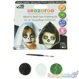 Snazaroo Ghost and Skull Face Painting Kit