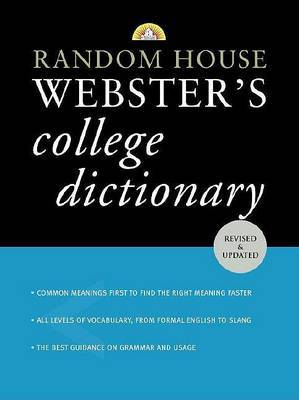 Rhw College Dictionary W/CD image