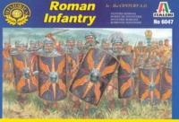 Italeri: 1:72 Roman Infantry (I Cen. AD) - Model Kit