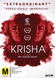 Krisha on DVD