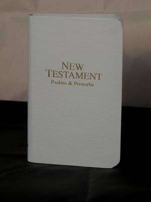Vest-Pocket New Testament with Psalms and Proverbs-KJV image