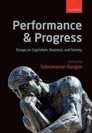Performance and Progress