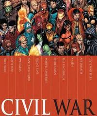 Civil War Box Set by Mark Millar