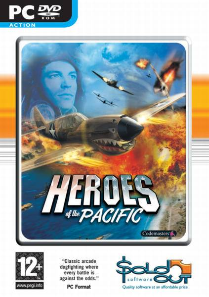 Heroes of the Pacific for PC Games image
