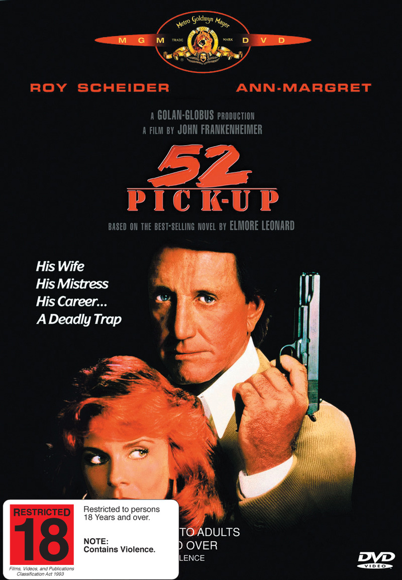 52 Pick Up on DVD image