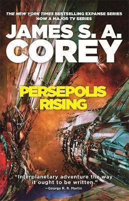 Persepolis Rising by James S A Corey
