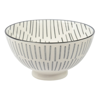 Etta Black and White Birch Small Bowl (11cm)