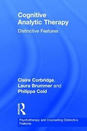 Cognitive Analytic Therapy by Claire Corbridge image