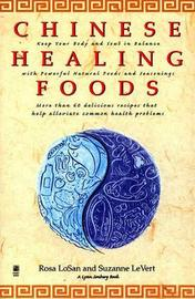 Chinese Healing Foods by Lynn Sonberg image