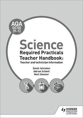 AQA GCSE Science Lab Teacher Book by David Johnston