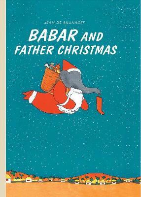 Babar and Father Christmas by Jean de Brunhoff image