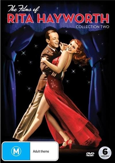 The Rita Hayworth Collection II on DVD
