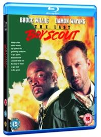 Last Boy Scout on Blu-ray