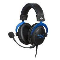 HyperX Cloud PS4 Blue Gaming Headset for PS4