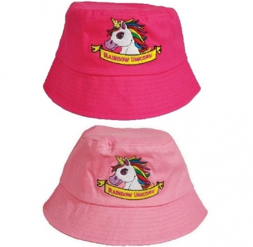 Unicorn: Kids Sun Hat