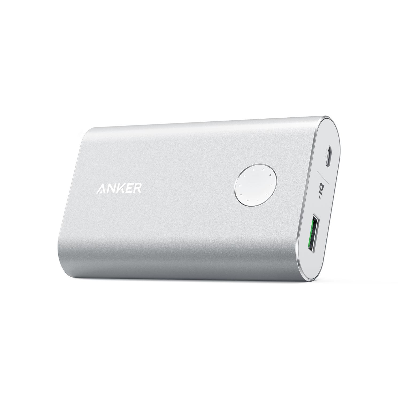 ANKER: PowerCore+ 10050mAh - Silver image