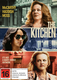 The Kitchen on DVD image