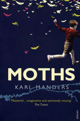 Moths by Karl Manders image