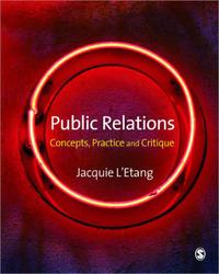 Public Relations by Jacquie L'Etang image
