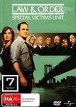 Law & Order - Special Victims Unit: Season 7 (5 Disc Set) on DVD