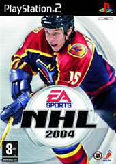 NHL 2004 for PlayStation 2