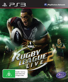 Rugby League Live 2 for PS3